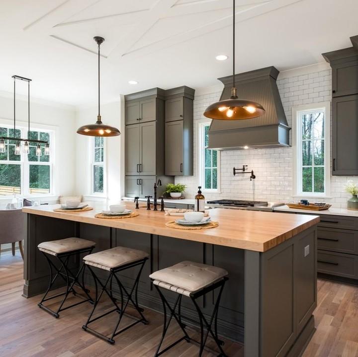 طراحی کابینت آشپزخانه 4