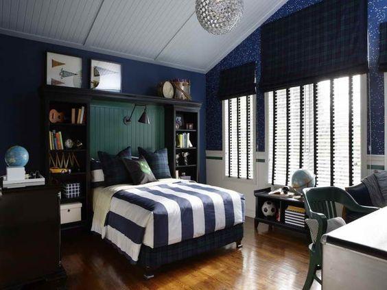 اتاق خواب پسرانه 11