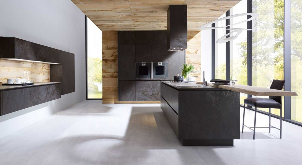 کابینت آشپزخانه اروپایی 12