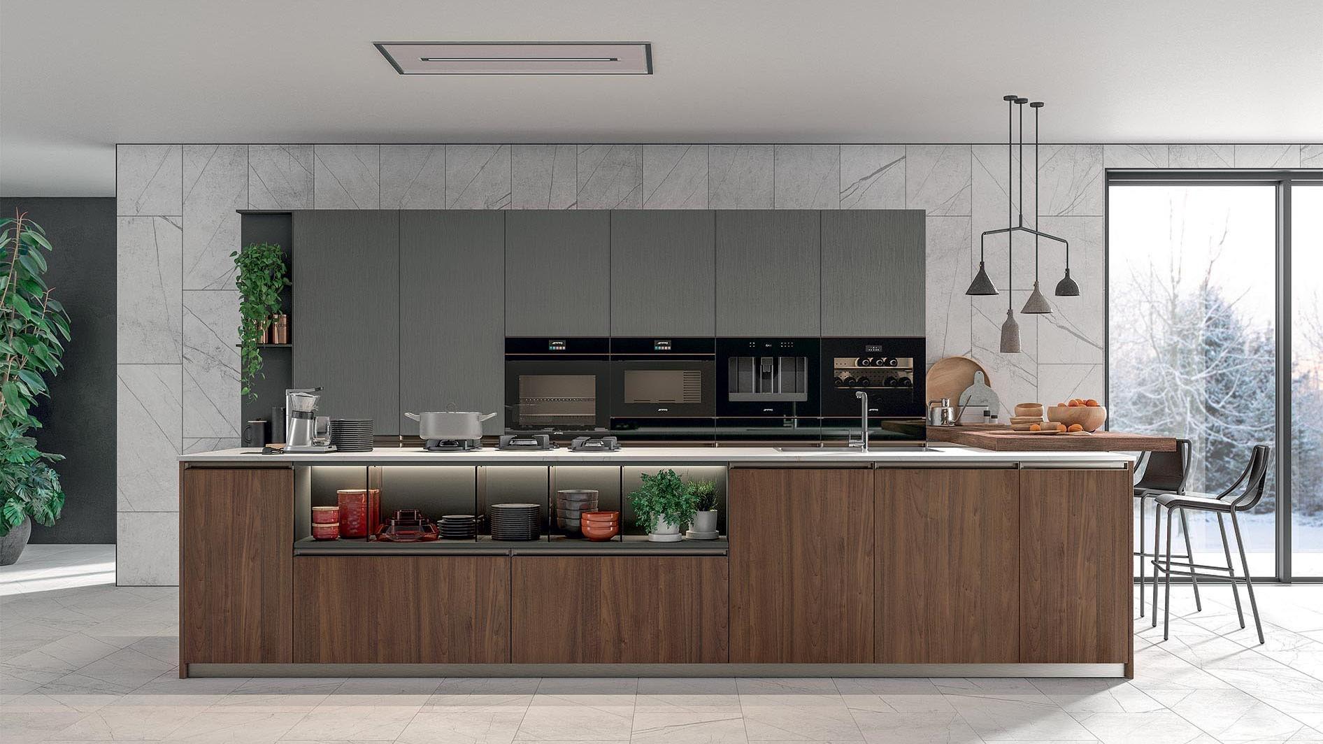 کابینت آشپزخانه ایتالیایی 19
