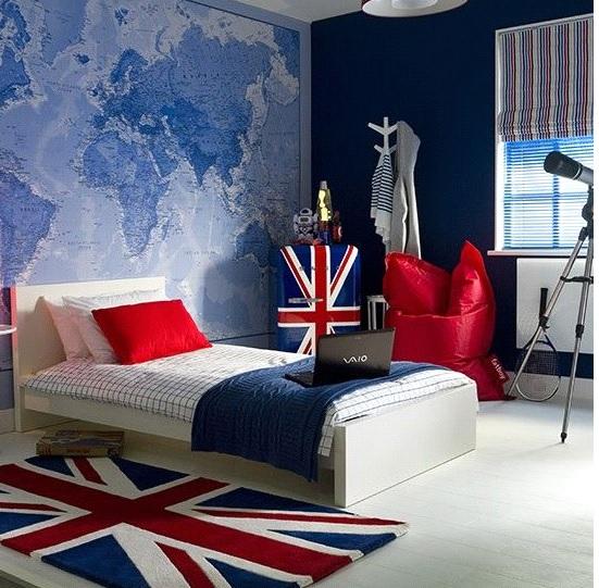 اتاق خواب پسرانه 28