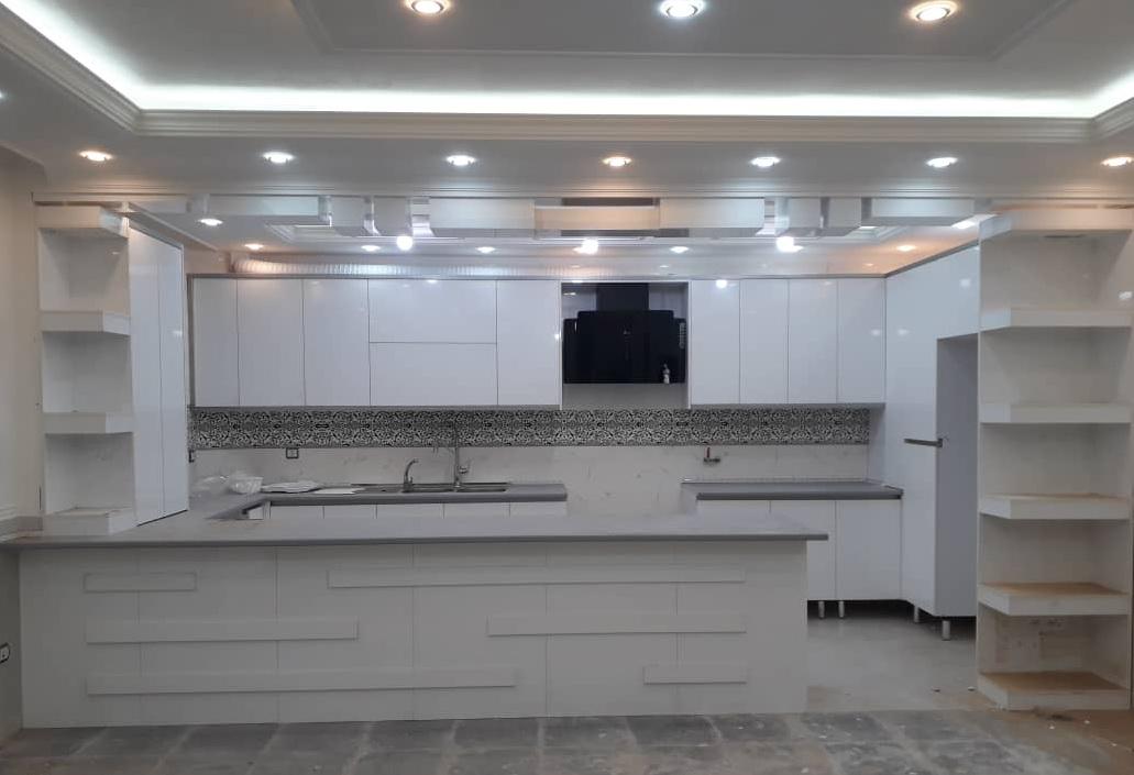طراحی کابینت آشپزخانه 1