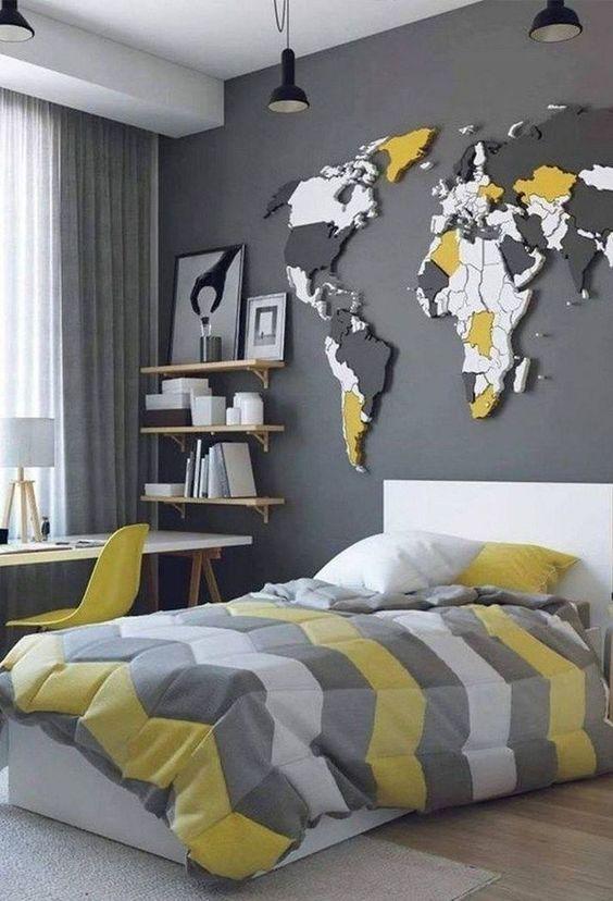 اتاق خواب پسرانه 7