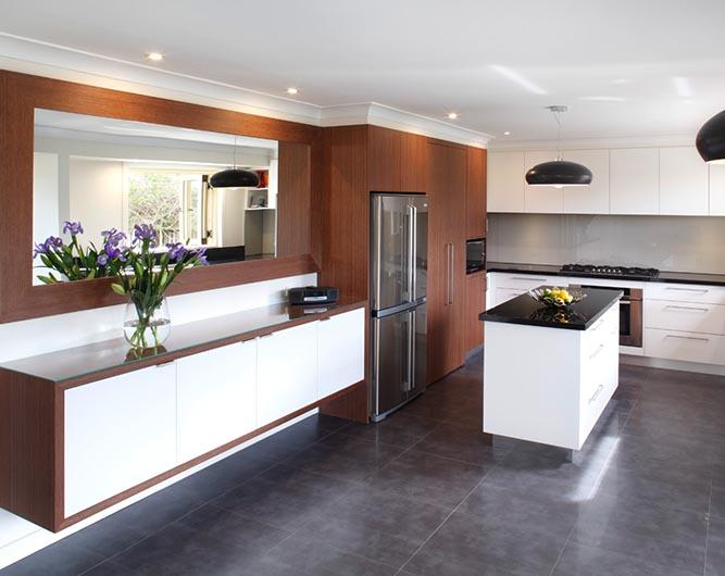 کابینت آشپزخانه اروپایی 13