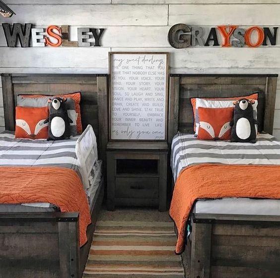 اتاق خواب پسرانه 17