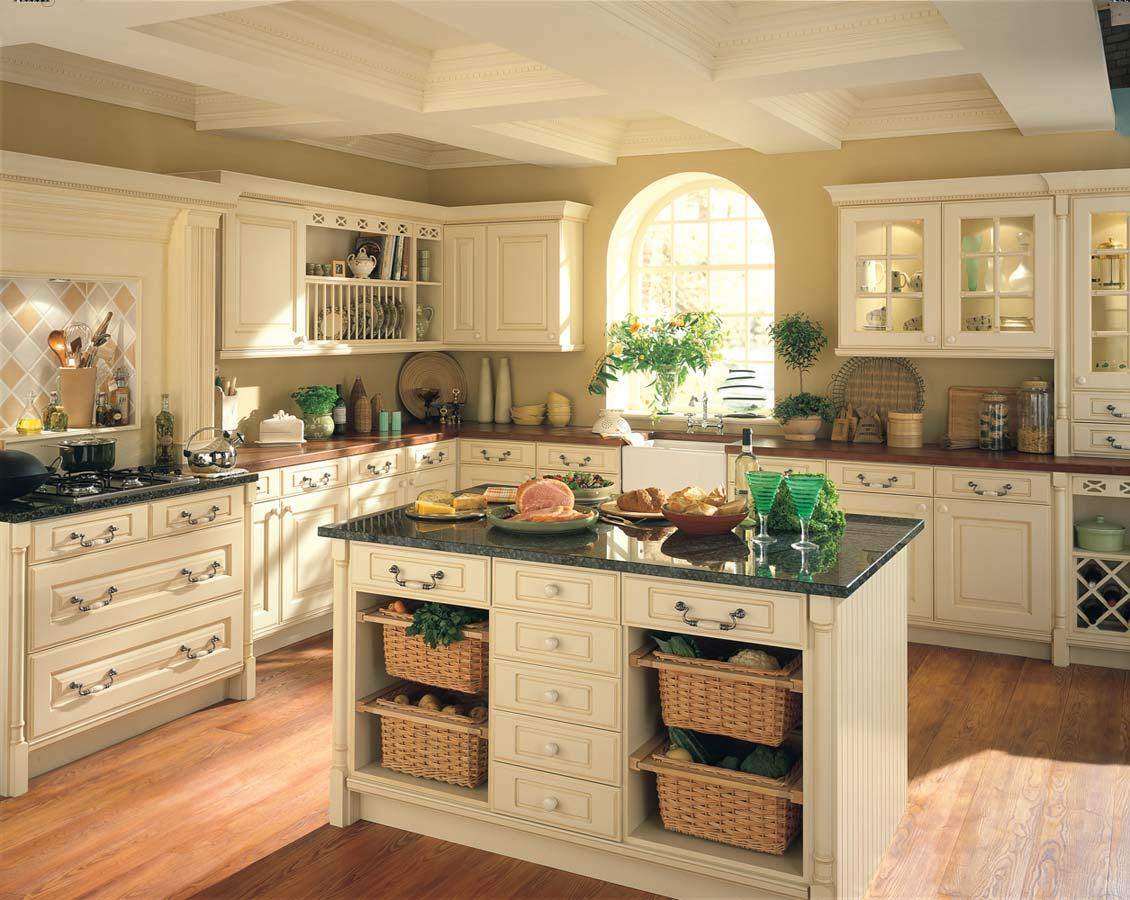 کابینت آشپزخانه فرانسوی 1