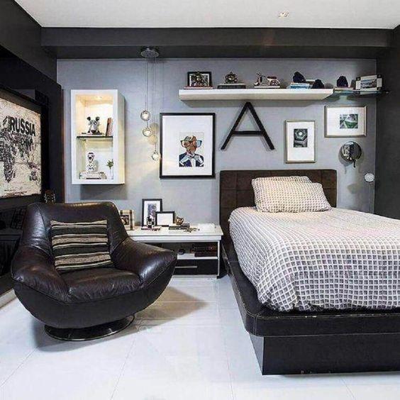 اتاق خواب پسرانه 26