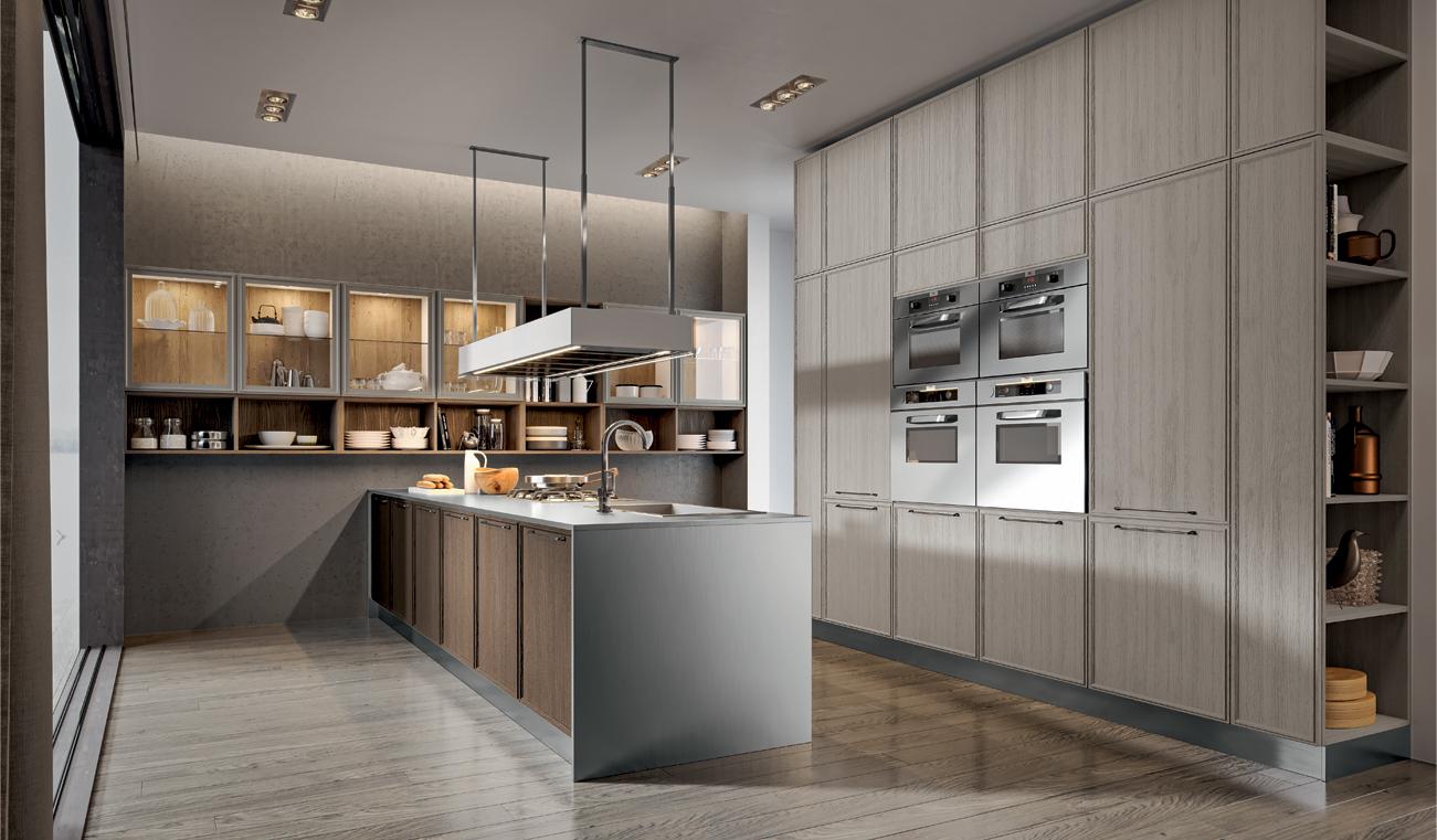 کابینت آشپزخانه ایتالیایی 15