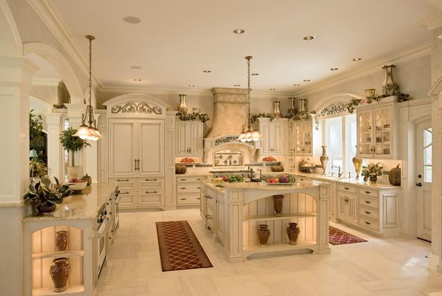 کابینت آشپزخانه فرانسوی 5