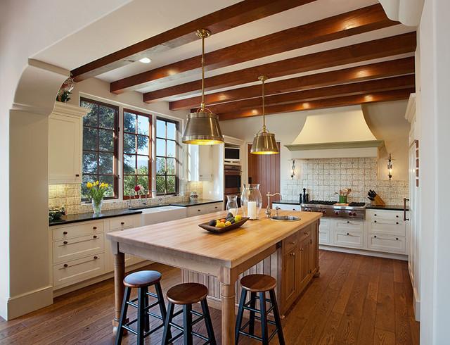 طراحی کابینت آشپزخانه 6