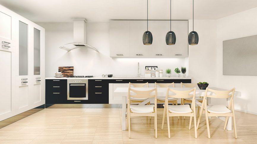کابینت آشپزخانه ایتالیایی 1