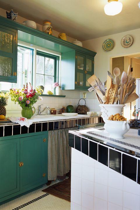 کابینت آشپزخانه ترکی 9