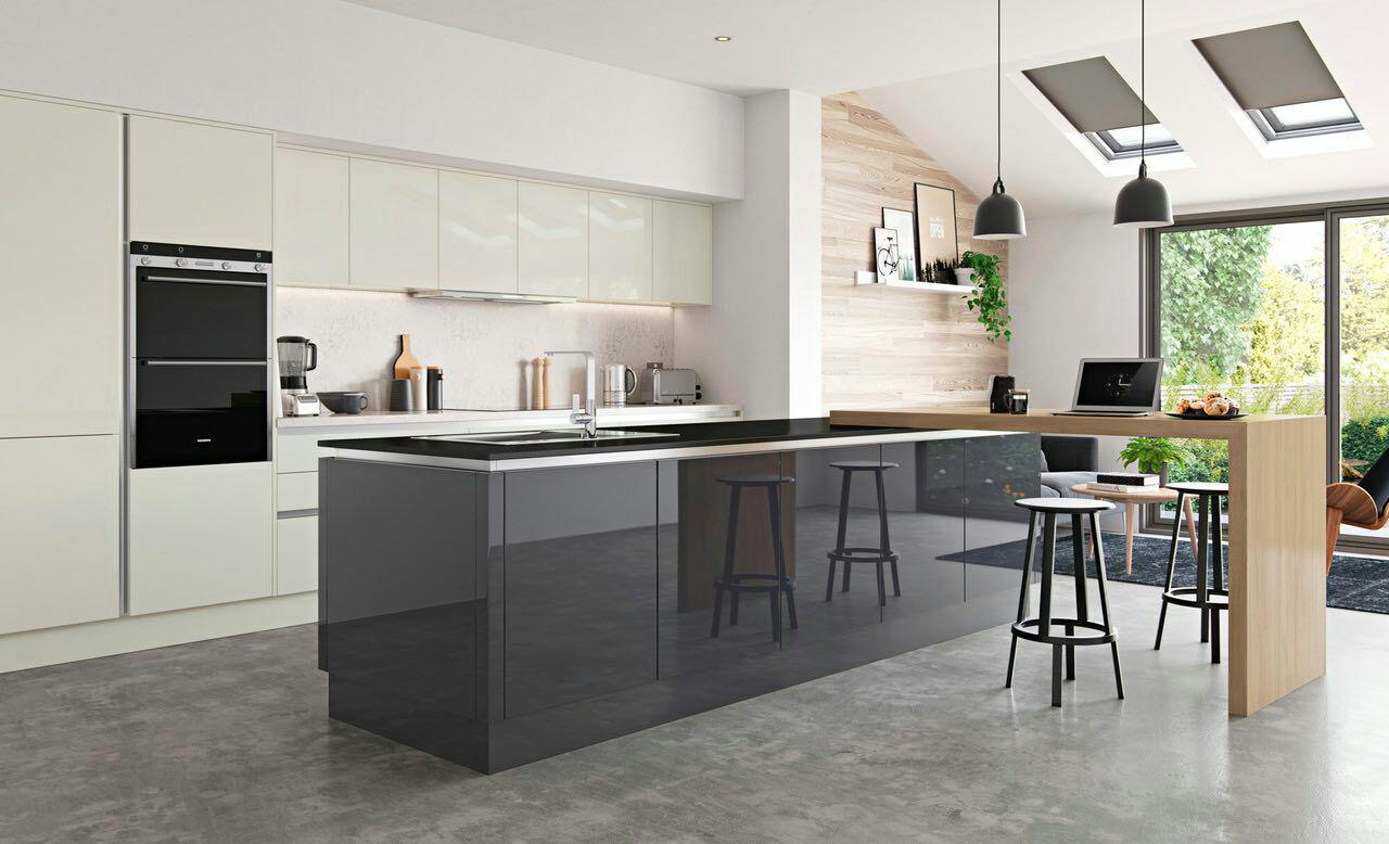 طراحی کابینت آشپزخانه 7