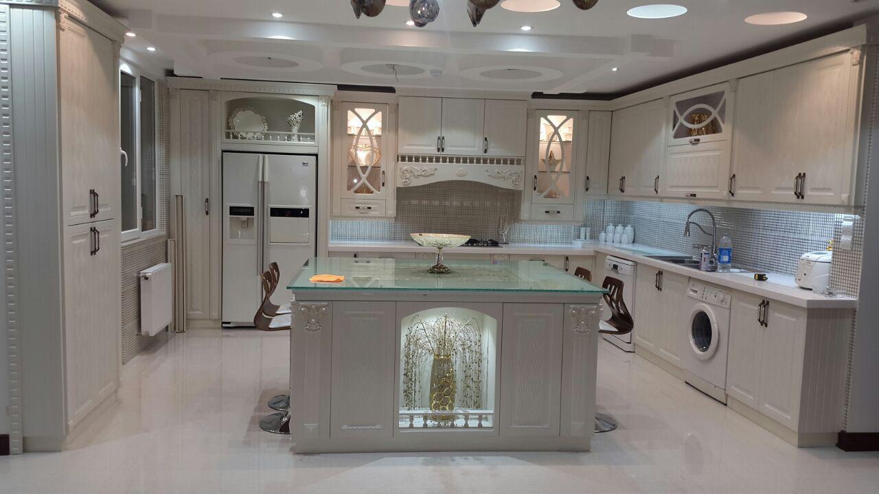 طراحی کابینت آشپزخانه 10