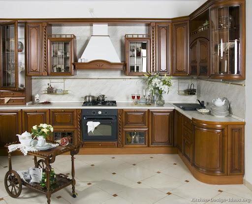 کابینت آشپزخانه ایتالیایی 5