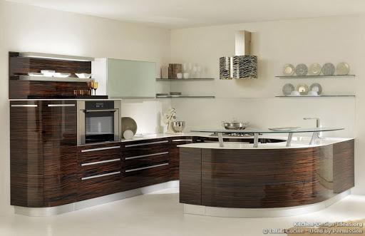 کابینت آشپزخانه ایتالیایی 6