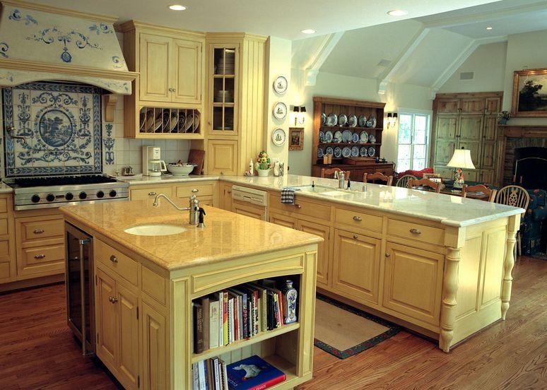 کابینت آشپزخانه فرانسوی 8