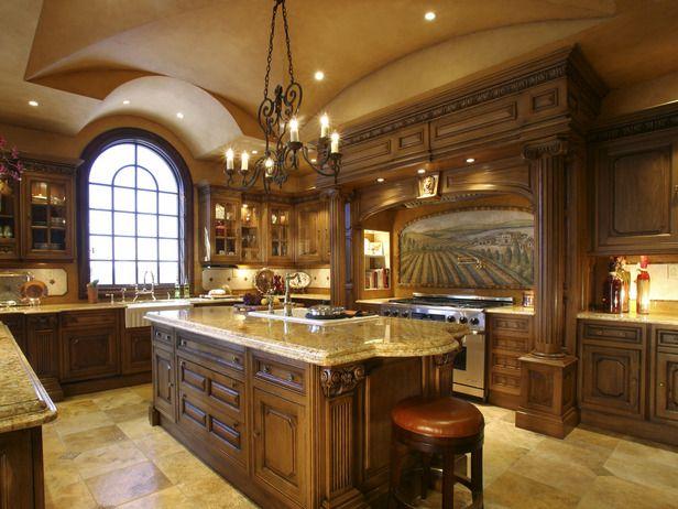 طراحی آشپزخونه 16 متری 4