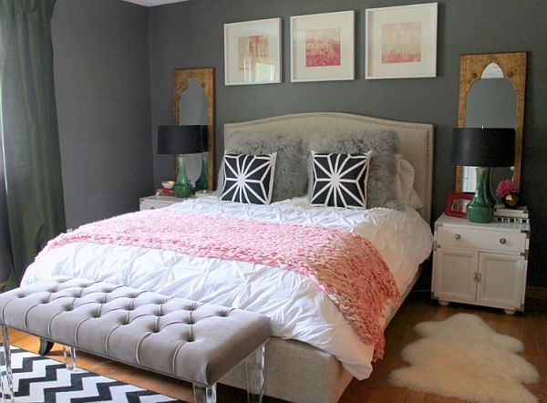 مدل چیدمان اتاق خواب 2