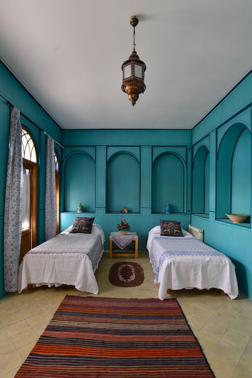 اتاق خواب به سبک ایرانی 2