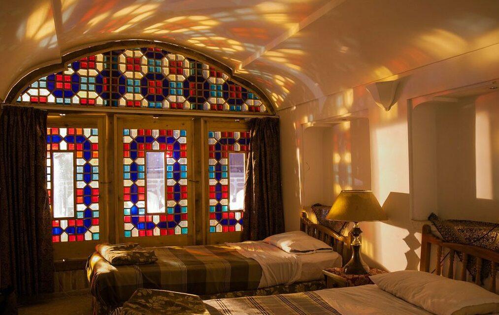 چیدمان سنتی اتاق 3