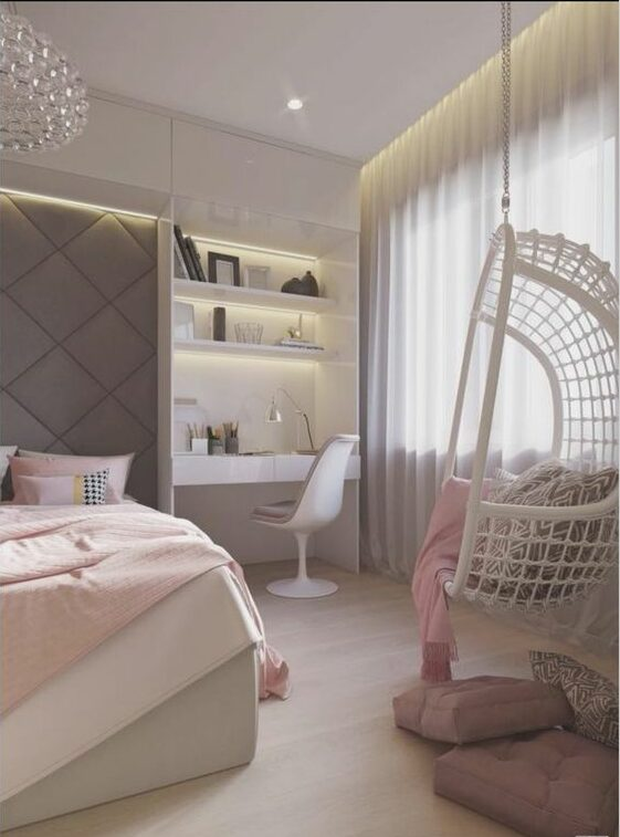 مدل اتاق دختر 3