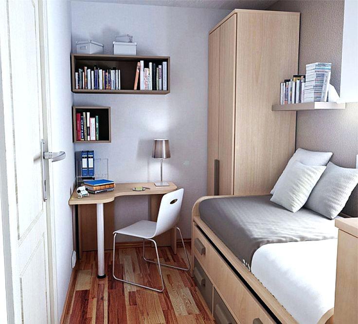 چیدمان اتاق کوچک 2