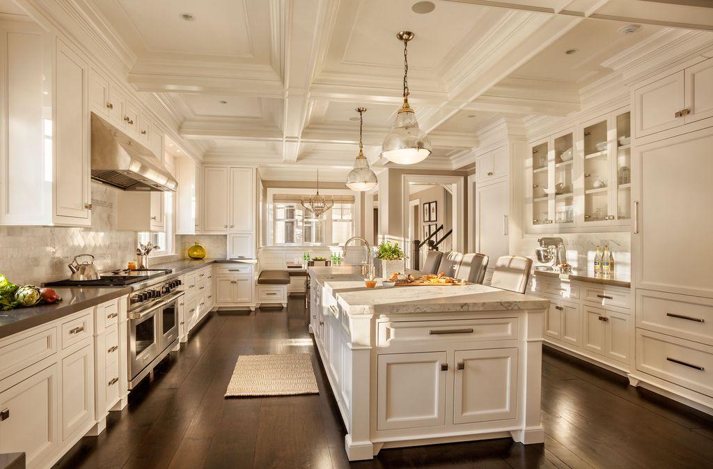 طراحی آشپزخونه 16 متری 12