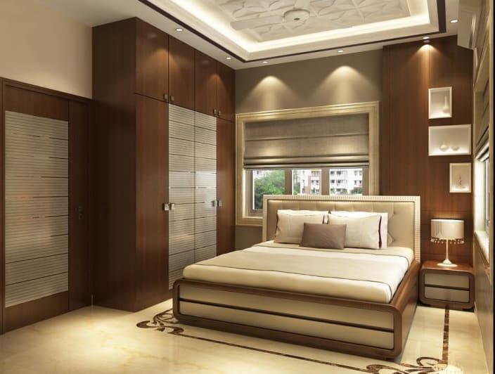 طراحی داخلی اتاق 6
