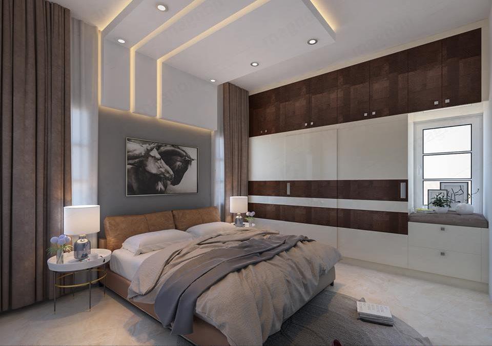 طراحی داخلی اتاق 3