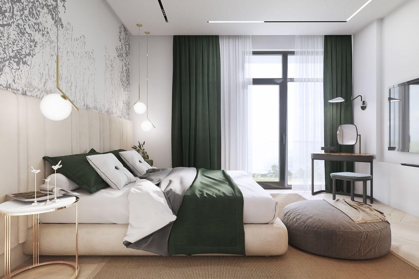 طراحی داخلی اتاق 5