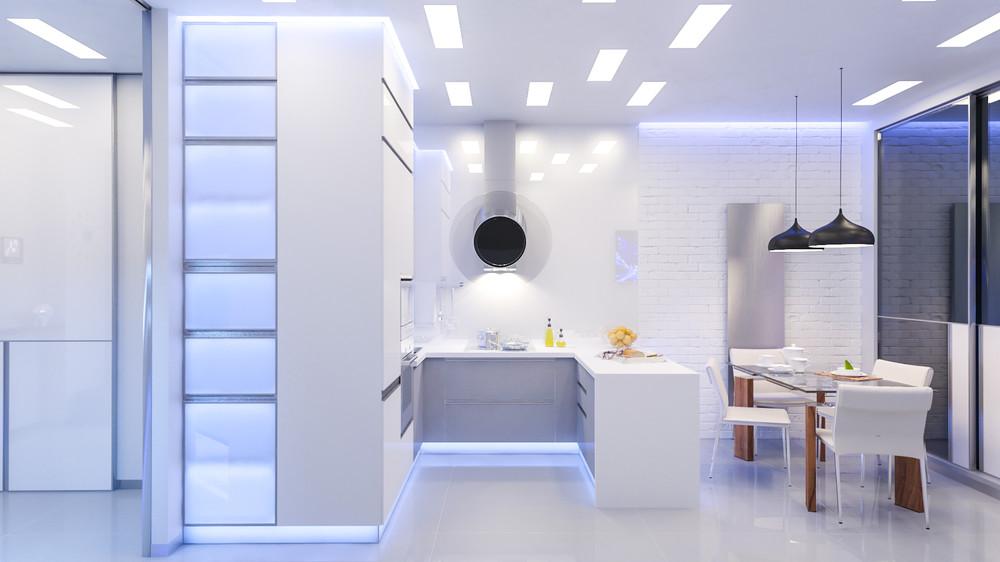 آشپزخانه باز 1