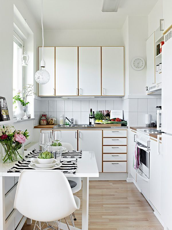 چیدمان آشپزخانه مدرن