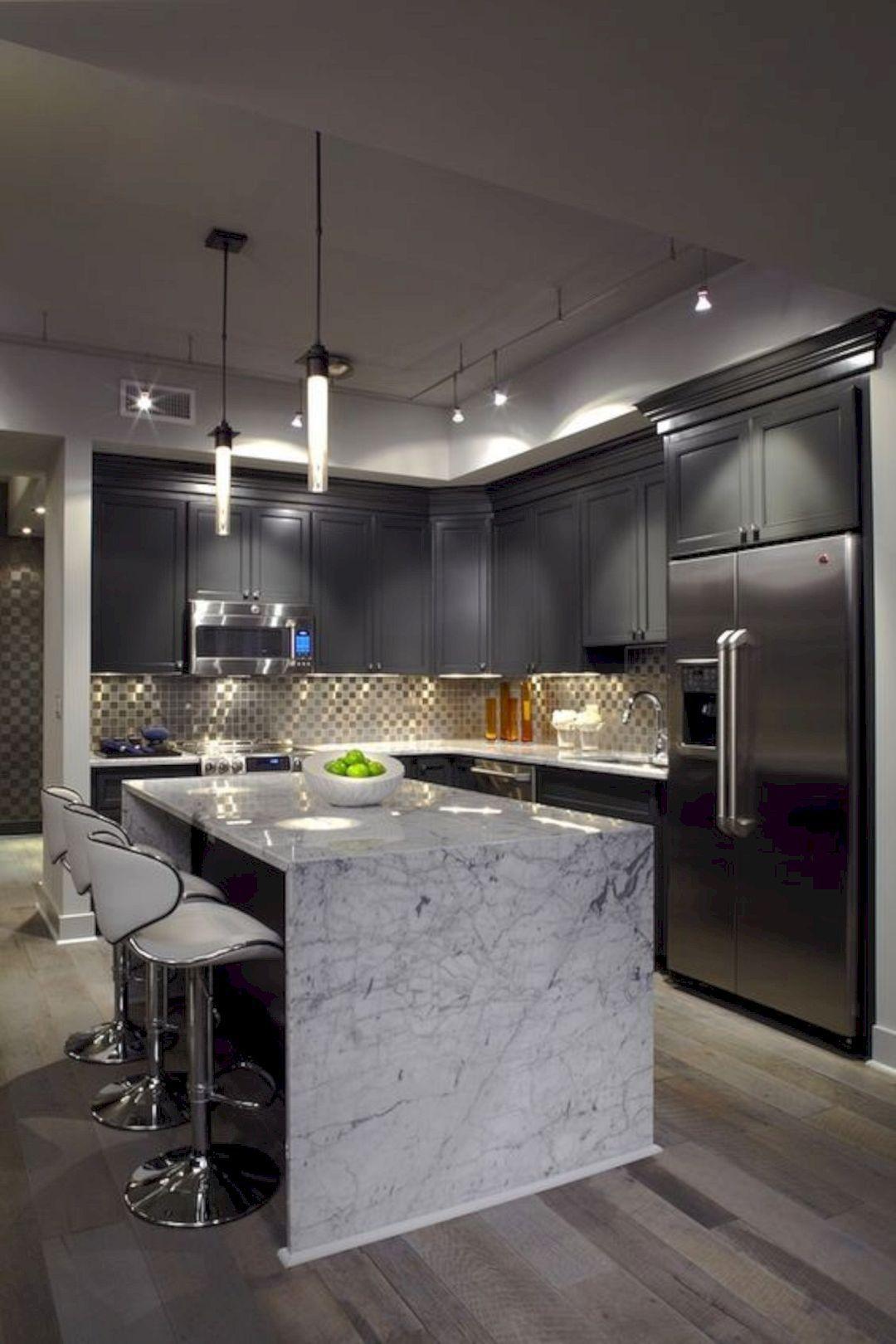 چیدمان آشپزخانه مدرن 9