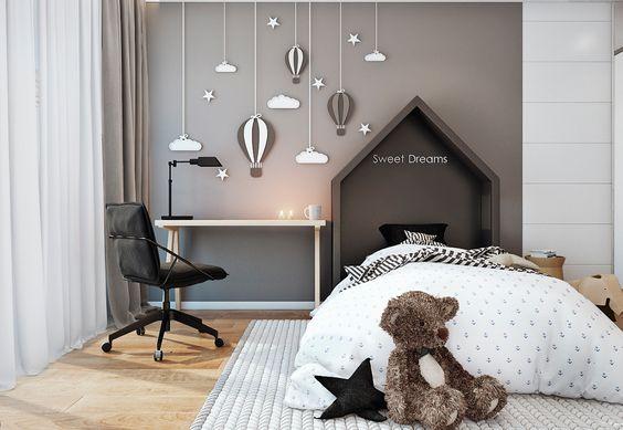 اتاق خواب پسرانه 1
