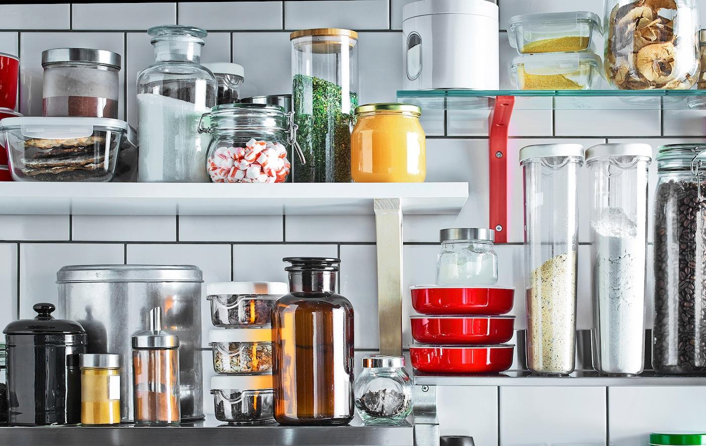 آشپزخانه بدون کابینت 1