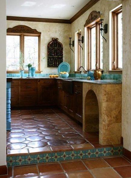 آشپزخانه سنتی 11