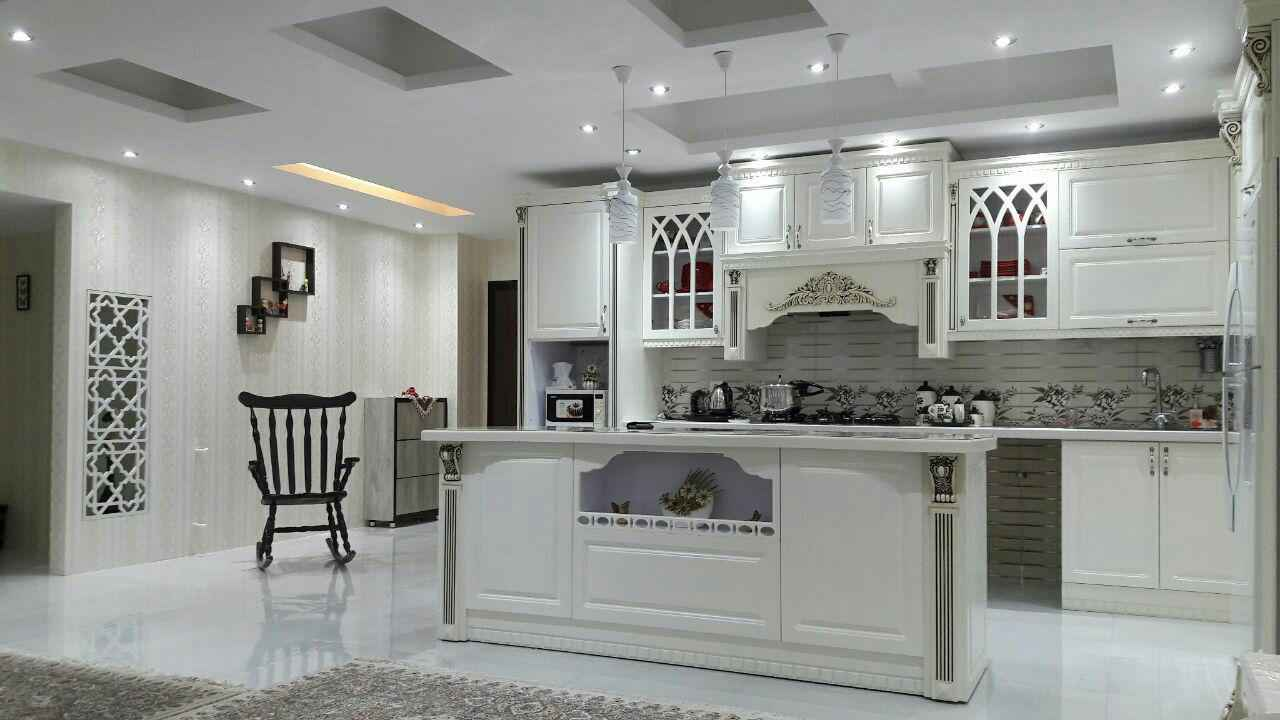 چیدمان آشپزخانه ایرانی 12
