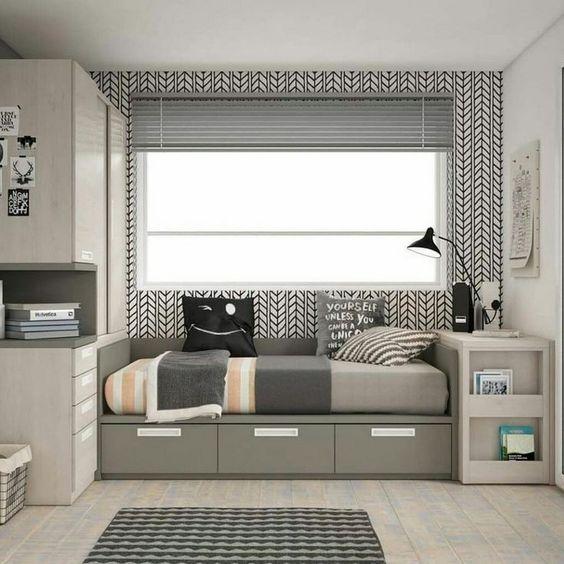 اتاق خواب پسرانه 3