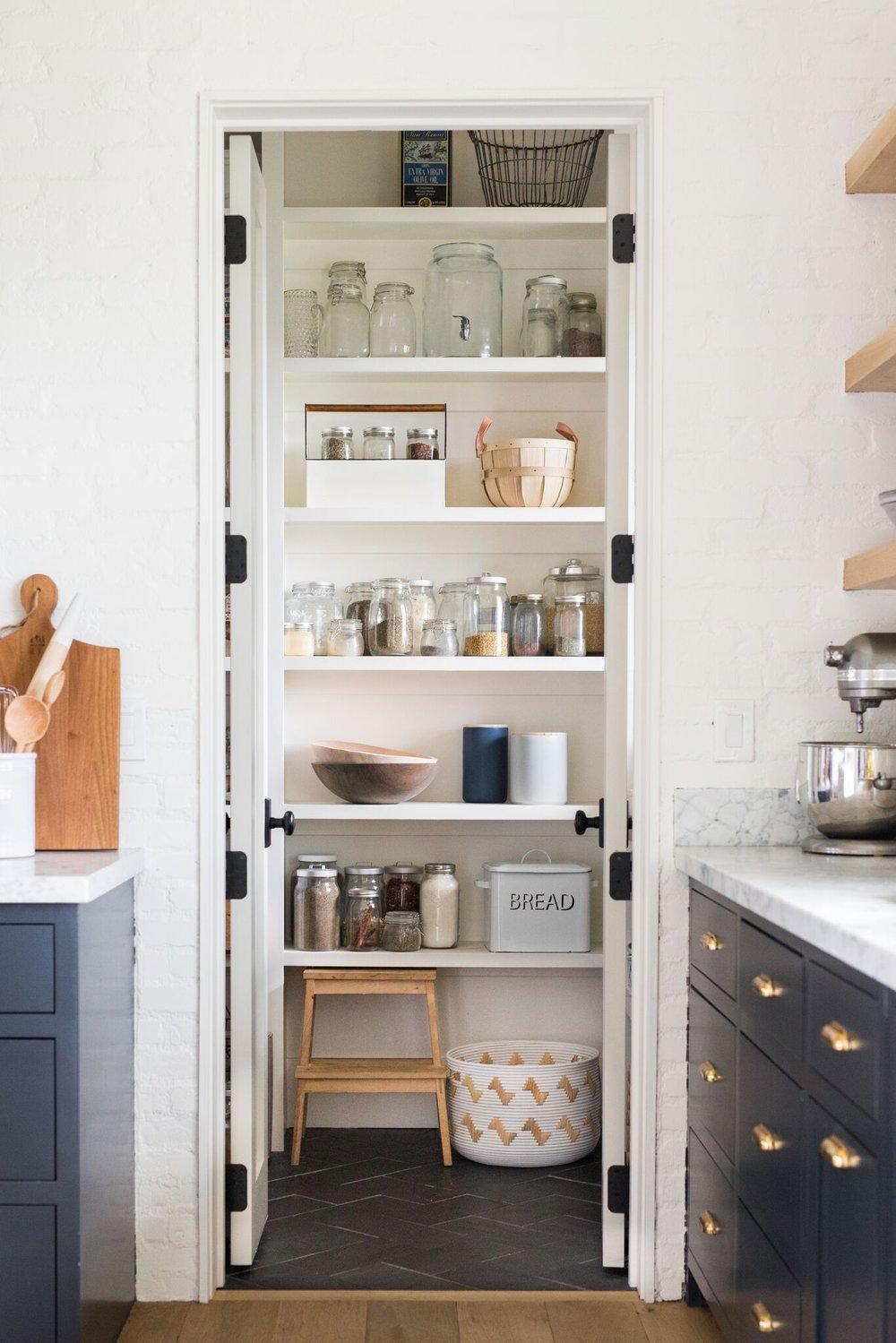 آشپزخانه بدون کابینت 3