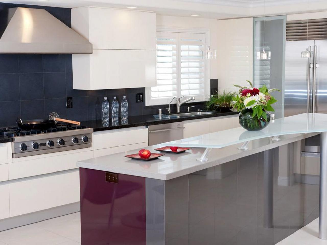 چیدمان آشپزخانه مدرن 13