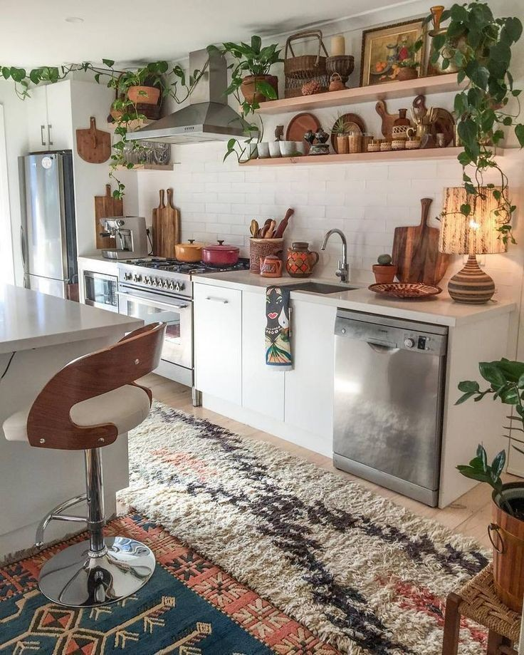 چیدمان آشپزخانه ایرانی 15