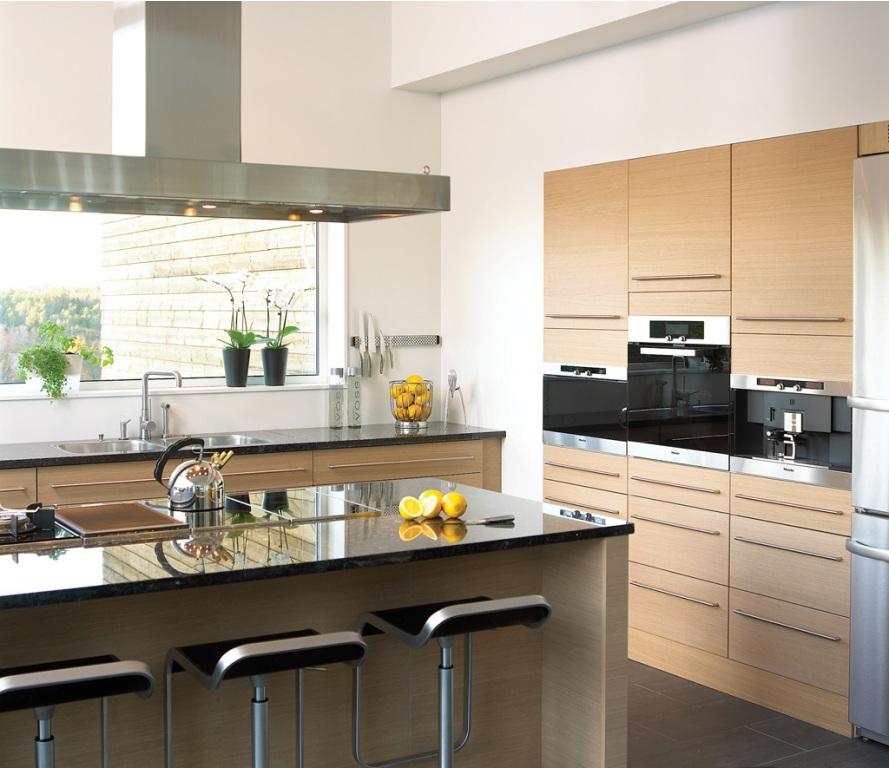 چیدمان آشپزخانه مدرن 16