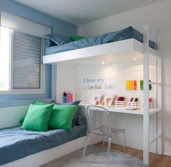 اتاق خواب پسرانه 10