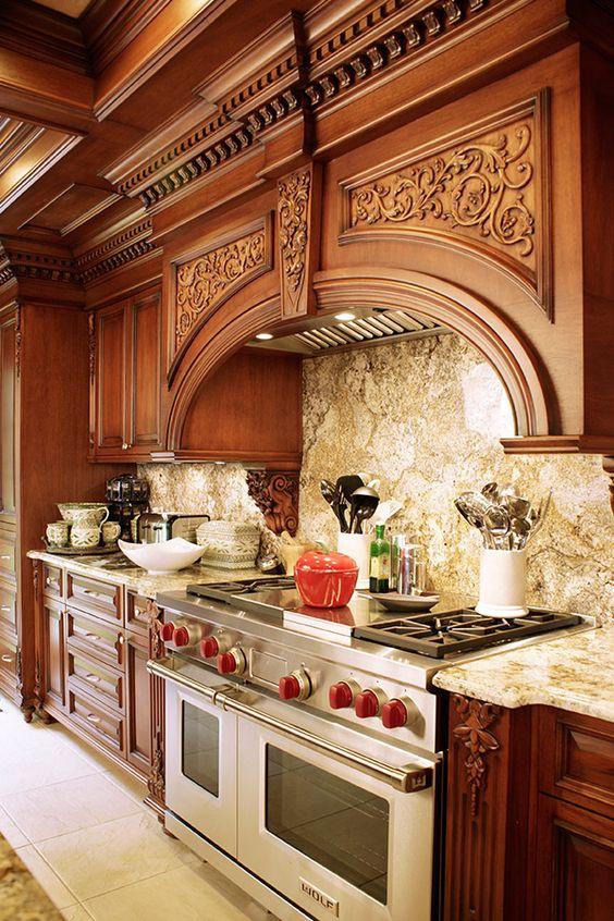 آشپزخانه سنتی 3
