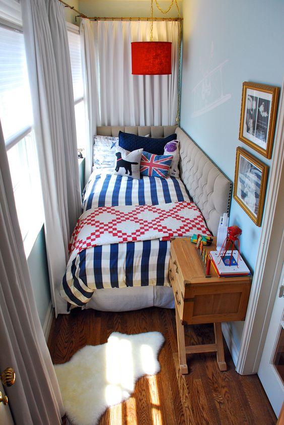 اتاق خواب کوچک 4