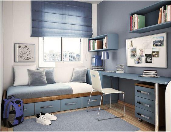 اتاق خواب کوچک 5