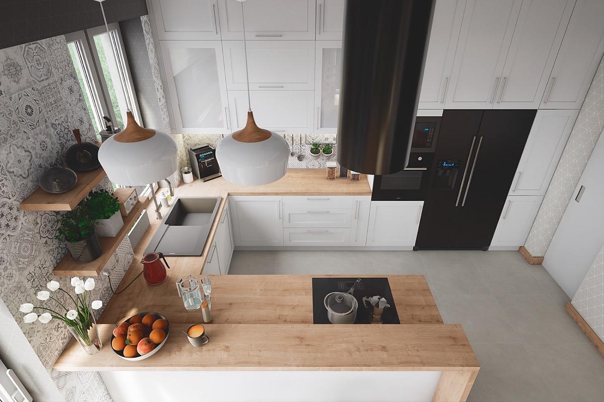 آشپزخانه باز 6
