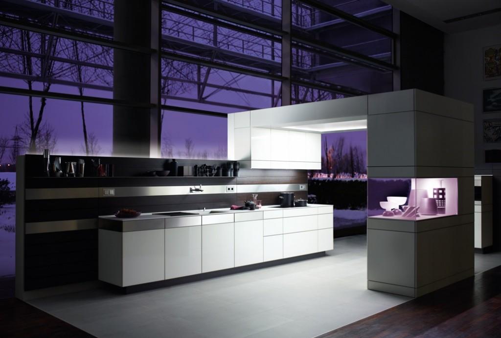 چیدمان آشپزخانه مدرن 5