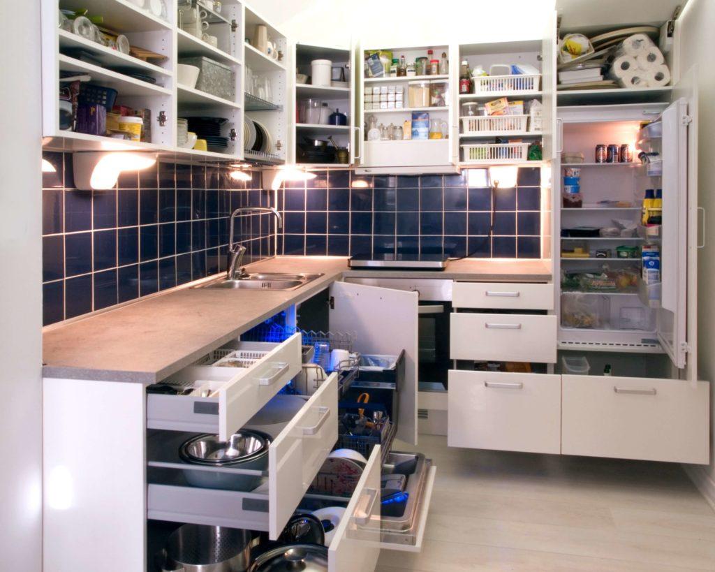 چیدمان آشپزخانه 7